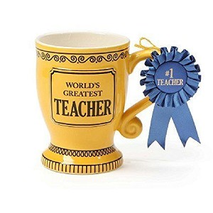 Our Name Is Mud Worlds Greatest Teacher Mug 6000066