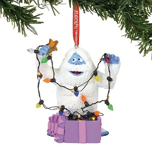 Rudolph Bumble in Lights Lit Ornament 6000322