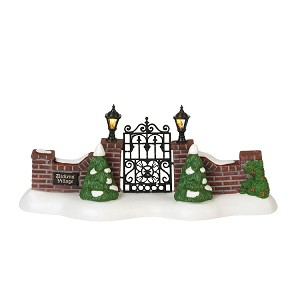 Dickens Village Gate 6000604