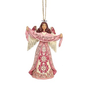 Hope Breast Cancer Awareness Ornament 6002869