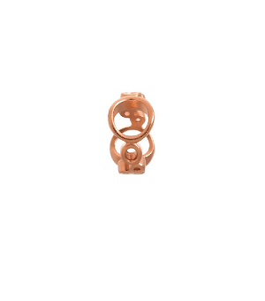 Endless Jewelry Bubbles Rose Gold 61102