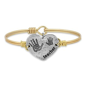 Teacher Bangle Brass 7.0