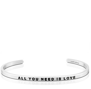 All You Need Is Love Silver