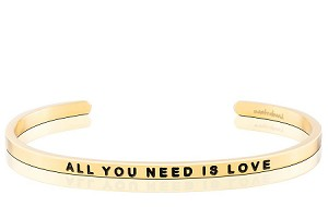 All I Need Is Love Gold