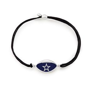 Dallas Cowboys Pull Cord Bracelet