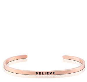 Believe Rose Gold