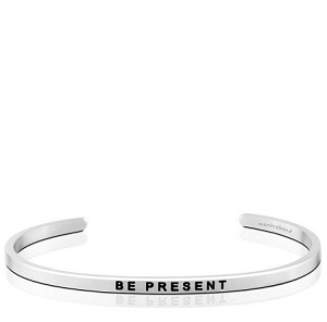 Be Present Silver