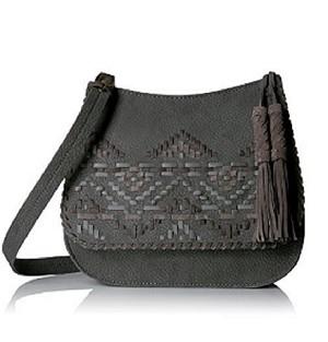 d51133bcf2 STEVEN by Steve Madden Brenda Slate Cross Body Handbag