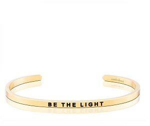 Be The Light Gold
