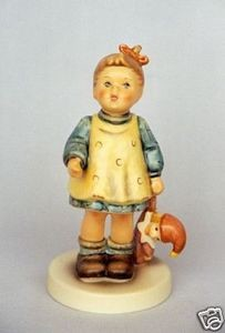 "Goebel Hummel Fascination 4 3/4"" Mold 1035 LTD ED 25,000"