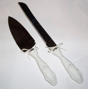 Cake Knife and Server Set of 2 135658
