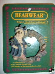 Boyds Bear Momma Anticipation Pin 26120