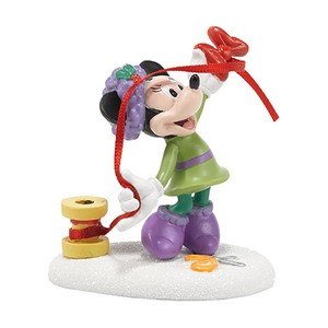 Department 56 Disney Minnie's Finishing Touch 4038633