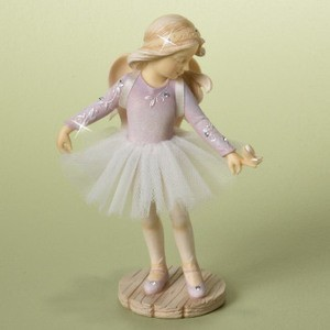 Foundations Ballerina With Butterfly 4025659