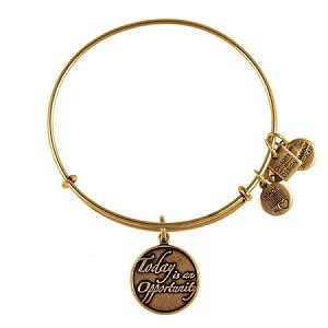 Today is an Opportunity Bangle Rafaelian Gold