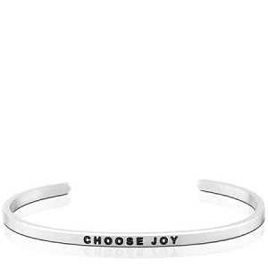Choose Joy Silver