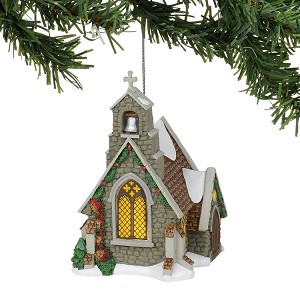 Isle of Wight Chapel Ornament 6002255