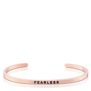 Fearless Rose Gold