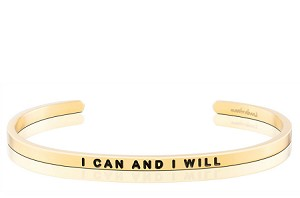 I Can and I Will Gold