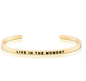 Live In The Moment Gold