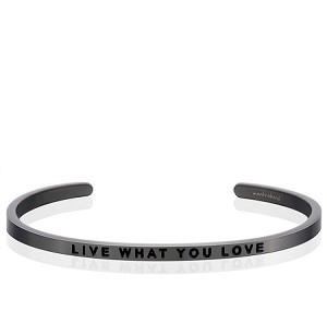 Live What You Love Moon Gray