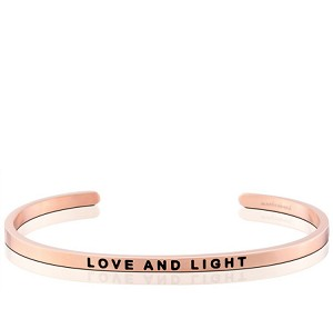 Love and Light Rose Gold