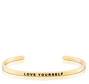 Love Yourself Gold
