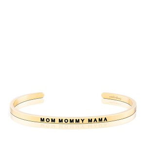 Mom Mommy Mama Gold