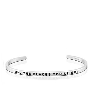 Oh The Places You'll Go Silver