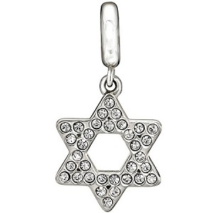 Star of David Crystal Swarovski 2025-1006