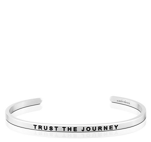 Trust the Journey Silver