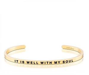 It Is Well With My Soul Gold
